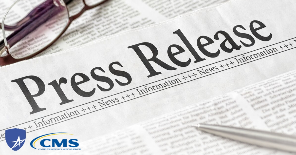 CMS Press Release 10.07.19